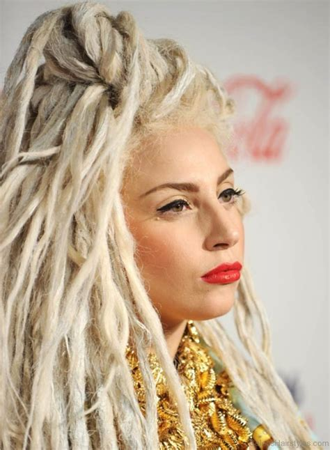 adorable hairstyles  lady gaga