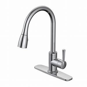 Robinet De Cuisine : industrial kitchen faucet rona ~ Melissatoandfro.com Idées de Décoration