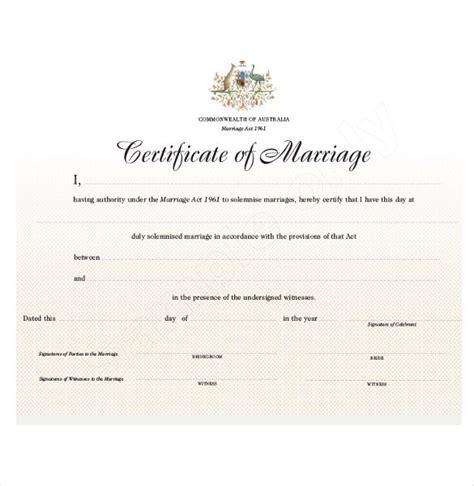 wedding certificate template   psd ai vector