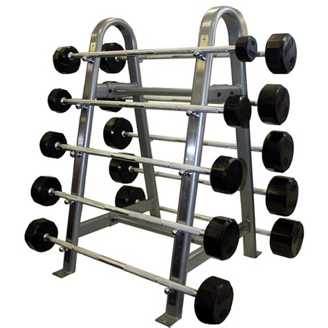 troy   lb fixed weight barbell combo set  rack