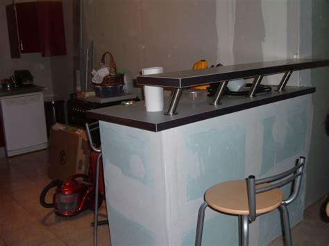cuisine americaine bar meuble bar separation cuisine americaine la cuisine est