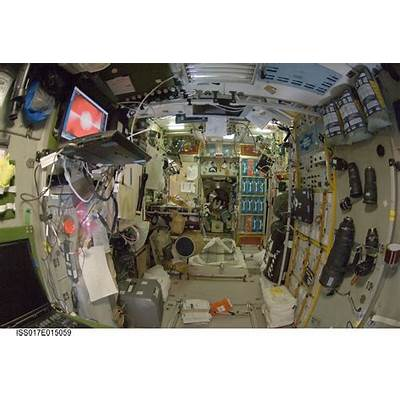 Inside The International Space Station Pictures