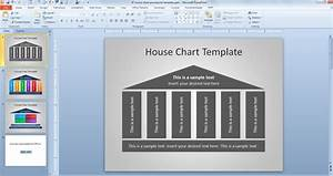 Free House Chart Template For Powerpoint