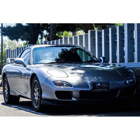 Mazda Rx7 Spirit R Type A For Sale At Jdm Expo Japan