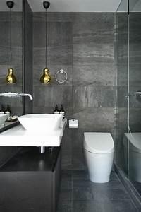 Trendfarben Fürs Bad : badezimmer grau ideen f r ein zeitloses und trendiges baddesign ~ Frokenaadalensverden.com Haus und Dekorationen