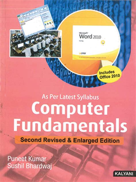 Computer Fundamentals Second Revised & Enlarged Edition ...