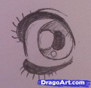 How to Draw Simple Eyes, Step by Step, Anime Eyes, Anime ...