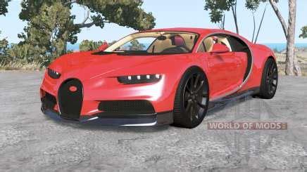 Ibishu pessima hillclimb custom v0.6.6. Bugatti para BeamNG Drive