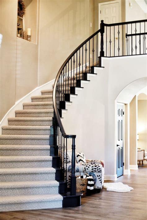 mohawk medieval oak foyer staircase house staircase
