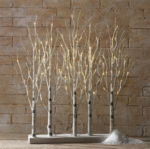 raz lighted birch tree forest 30 inch 88 warm white led 39 s buy now