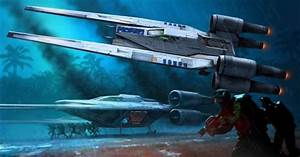 Revell USA 1/100 Star Wars Rogue One Rebel U-Wing Fighter