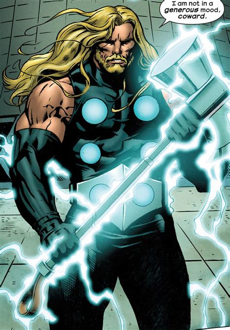 ultimate thor marvel comics www pixshark com images