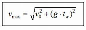 Strecke Berechnen Formel : einen waagerechten wurf berechnen ~ Themetempest.com Abrechnung