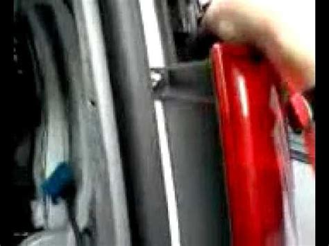 how to change chevy express rear brake light bulb turn