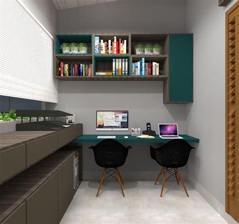 Home Office  Um Projeto Para Inspirar Você  Homens Da Casa