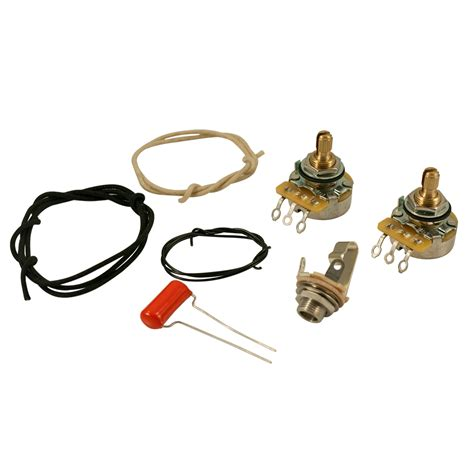 Upgrade Wiring Kit For Fender Precision Bass Style