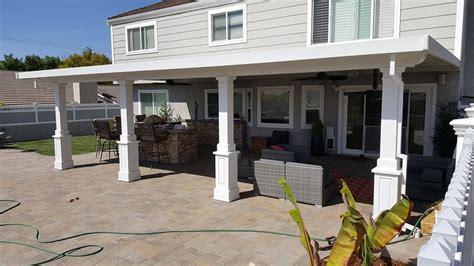 elitewood aluminum patio covers orange county