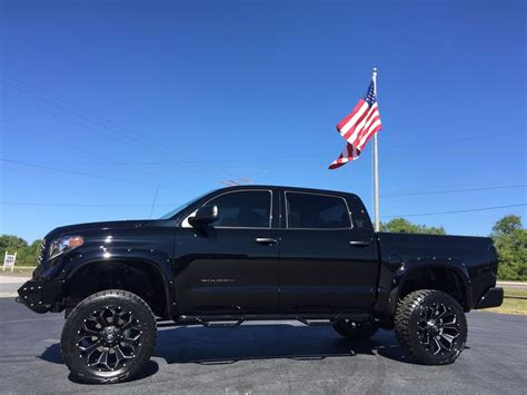 2018 Toyota Tundra Custom Lifted Leather Crewmax 4x4 V8