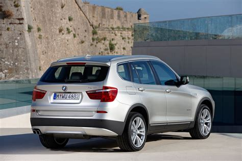 Bmw X3 2014 by 2014 Bmw X3 Reviews And Rating Motor Trend