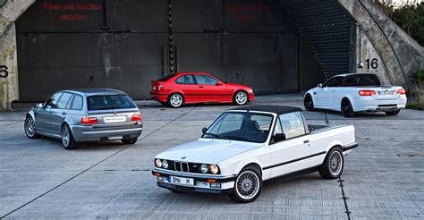 amazing m3 bmw bmw reveals 4 amazing m3 prototypes for its 30th