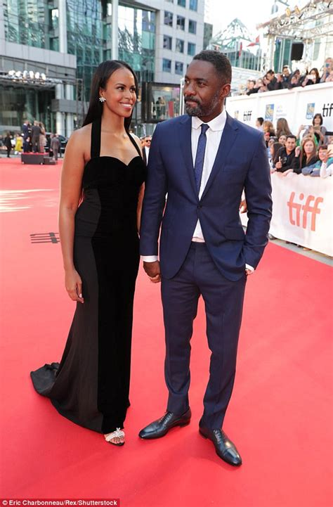 Idris Elba is engaged to beauty queen Sabrina Dhowre