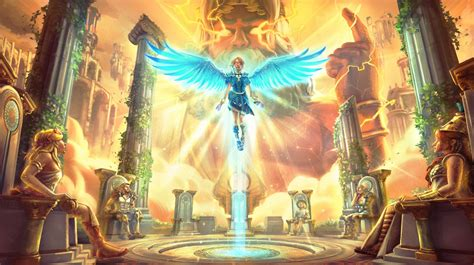 Immortals: Fenyx Rising Post-Launch Plans Include Dungeons ...