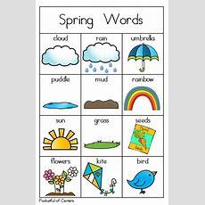 Spring Writing Center  Springgarden Theme  Preschool Writing, Teaching English, English