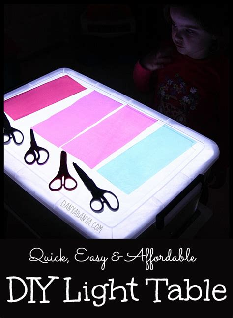 diy light table diy light table danya banya