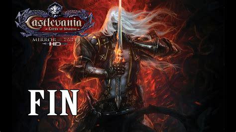 Castlevania Los Mirror Of Fate Acto Iii Trevor