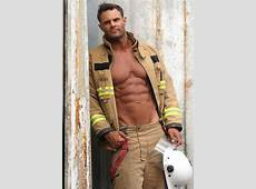 Australian Firefighters Pose With Animals For 2018 Calendar