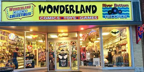 Shop Profile - Comic Shop Locator