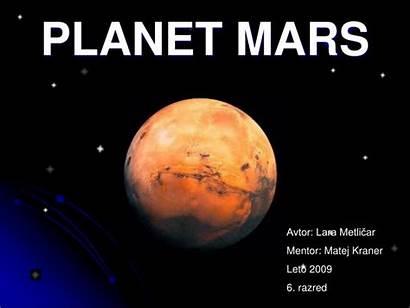 Mars Planet Ppt Presentation Powerpoint Skip