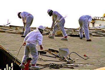pin  asbestos removal