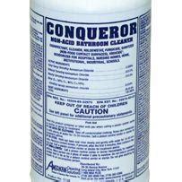 acs  conqueror rtu bathroom bowl cleaner  case