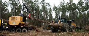 Cat Forestry Machines - Forestry Equipment in Louisiana ...