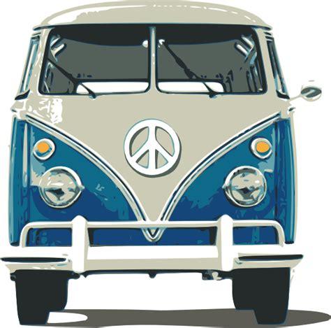 volkswagen van front vw bus clip art at clker com vector clip art online