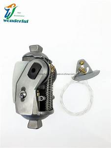 China Single Axis Knee Joint With Manual Lock Stainless