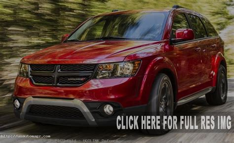 dodge journey crossroad  gas mileage review