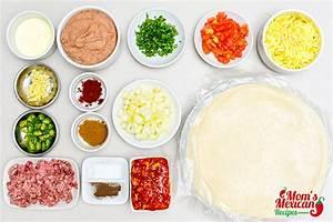 Mexican Pizza Recipe - Mom's Mexican Recipes