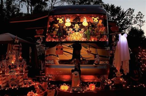 rv themed halloween images  delight  inspire