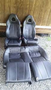 Mitsubishi Eclipse Front Leather Passenger Seat With Air