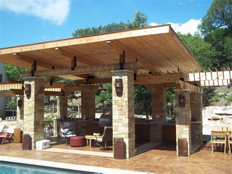 Outdoor Kitchen Roofs Painting — Bistrodre Porch And