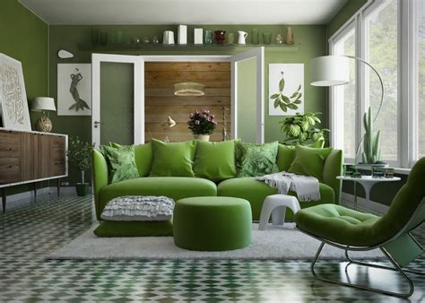 green livingroom 30 gorgeous green living rooms and tips for accessorizing them