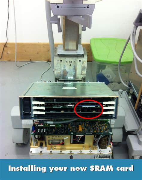 Installing Your New Oec 9600 Sram Card