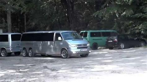 t4 volkswagen transporter limusine tuning youtube