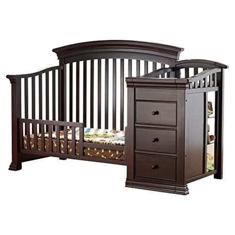 Sorelle Verona Dresser Dimensions by Sorelle Verona And Vista Elite Toddler Guard Rail Crib