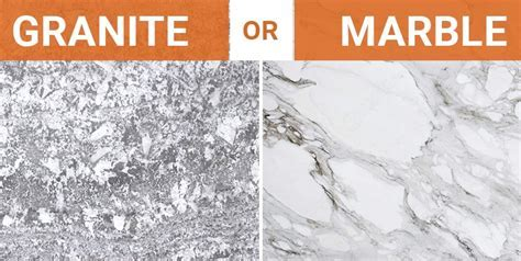 Granite Vs. Marble for the Kitchen: How to Decide?