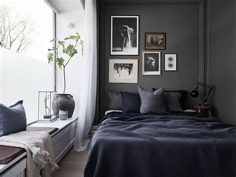 Minimalist 1 Bedroom Apartment Designed For A Young Man : Apartment Bedroom Ideas Ikea Studio Design Small