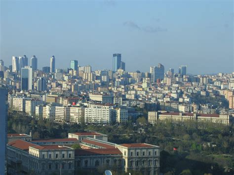 Istanbul Turkey City Overview