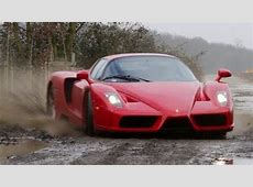 Watch These Crazy Rich People Drift A Ferrari Enzo On A